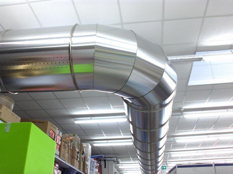 Produzione sistema raffrescamento adiabatico Novara