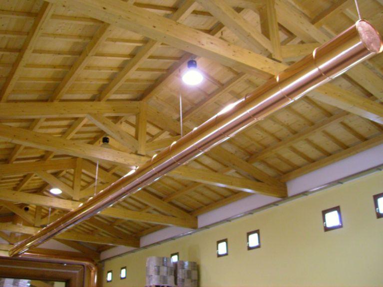 Progettazione centrale termica prefabbricata Novara