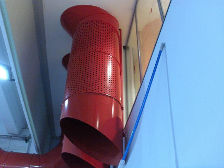 Progettazione unità trattamento aria preallestita Novara